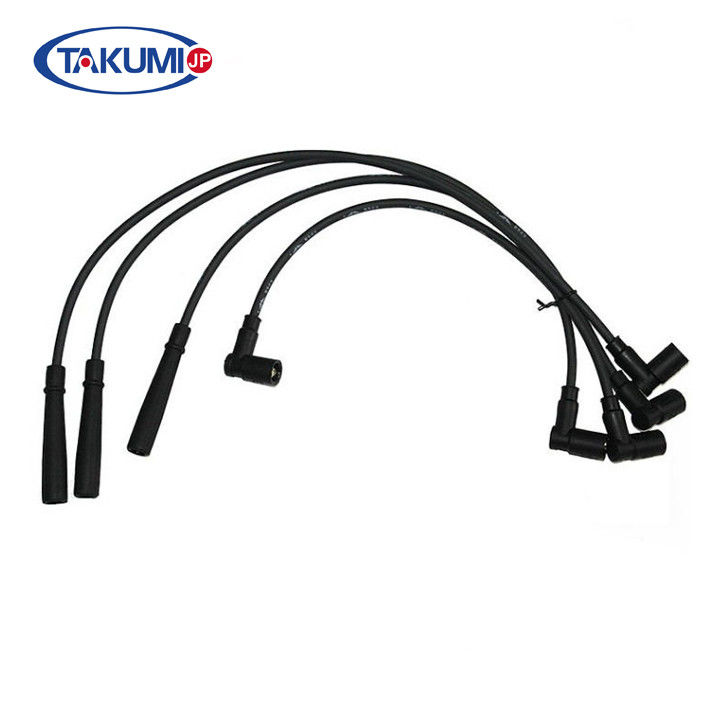 MITSUBISHI	Spark Plug Cables , High Temperature Spark Plug Wires Long Life Span