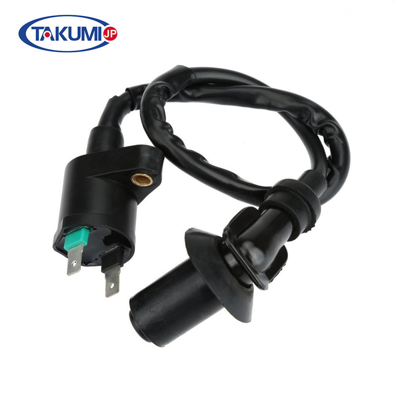 Chery Spark Plug Cables , Anti - Impact Light Up Spark Plug Wires For Cars